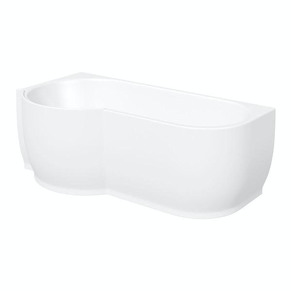 Harrison left handed freestanding bath