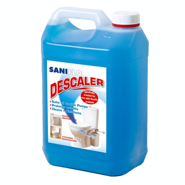 Saniflo 5L bottle descaler (single)