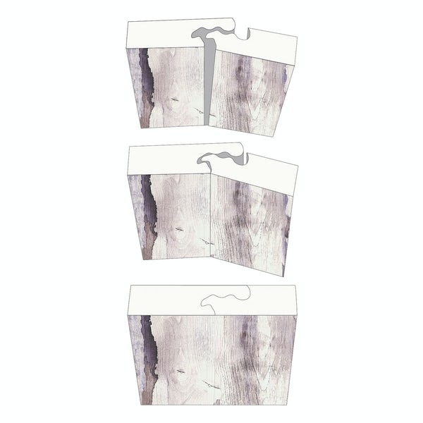 Showerwall Grey Volterra Texture waterproof proclick shower wall panel