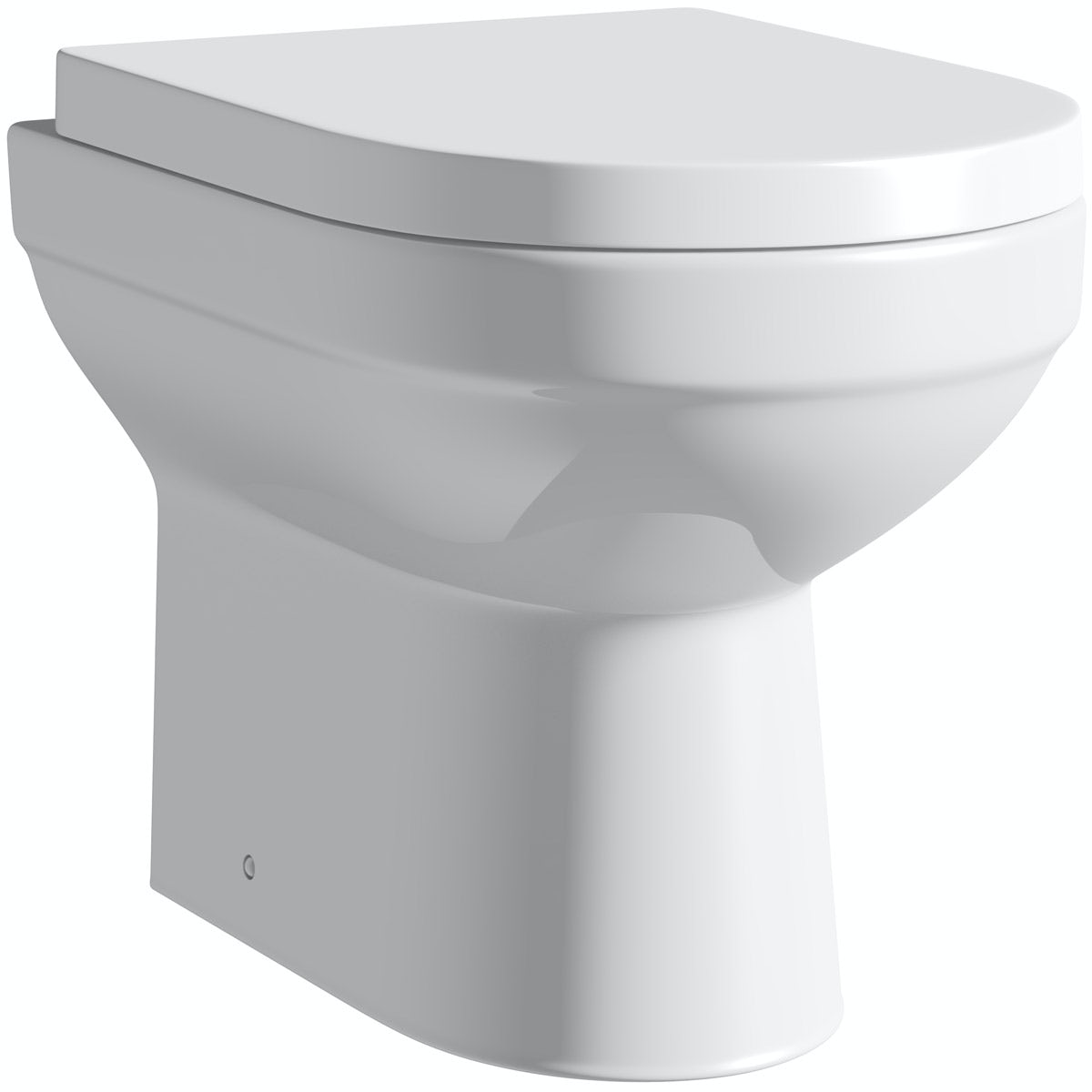 Orchard Balance back to wall toilet with soft close seat