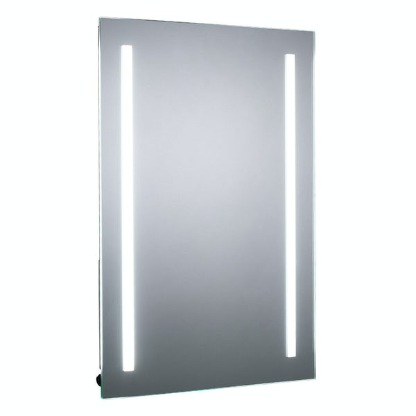 Mode Beck battery powered diffused LED illuminated mirror 700 x 500mm