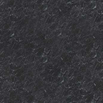 Orchard Black Marble shower wall panel 2400 x 1000