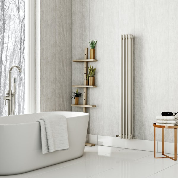 Graham & Brown Sahara natural grey wallpaper