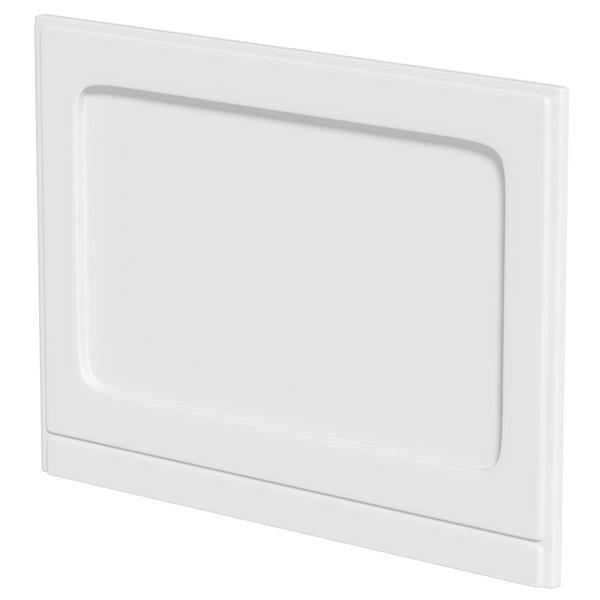 The Bath Co. Traditional acrylic bath end panel 700mm