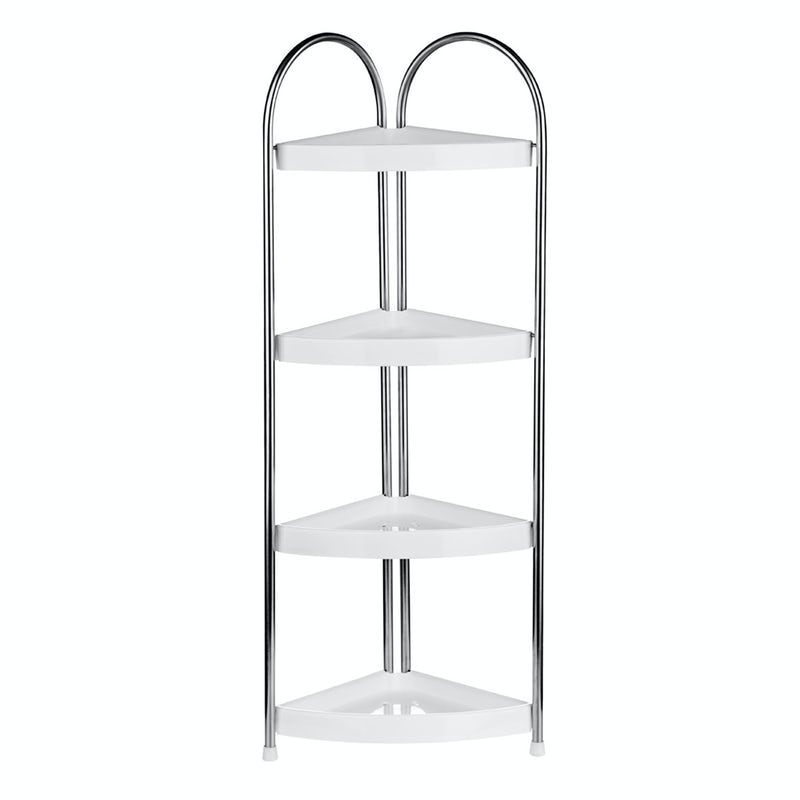 4 tier corner storage unit