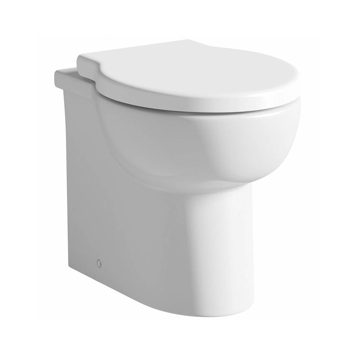 Madison Back To Wall Toilet With Soft Close Toilet Seat