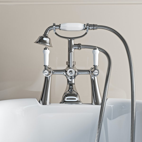 The Bath Co. Winchester bath shower mixer tap