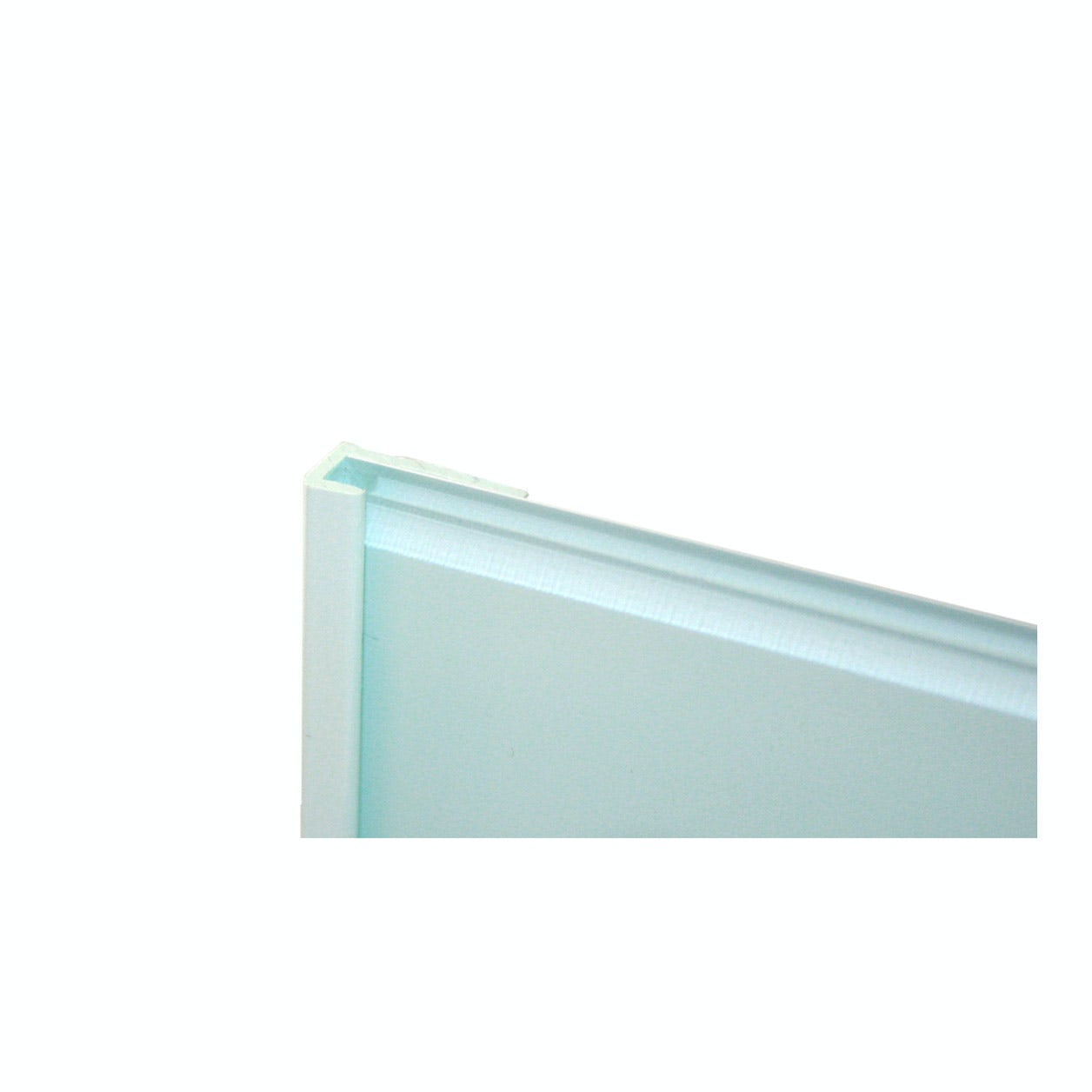 Zenolite plus matt air colour matched edge cap 250mm