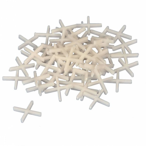 2mm Tile Spacers (Pack of 500)