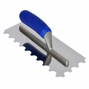Vitrex professional 20mm round notch floor trowel