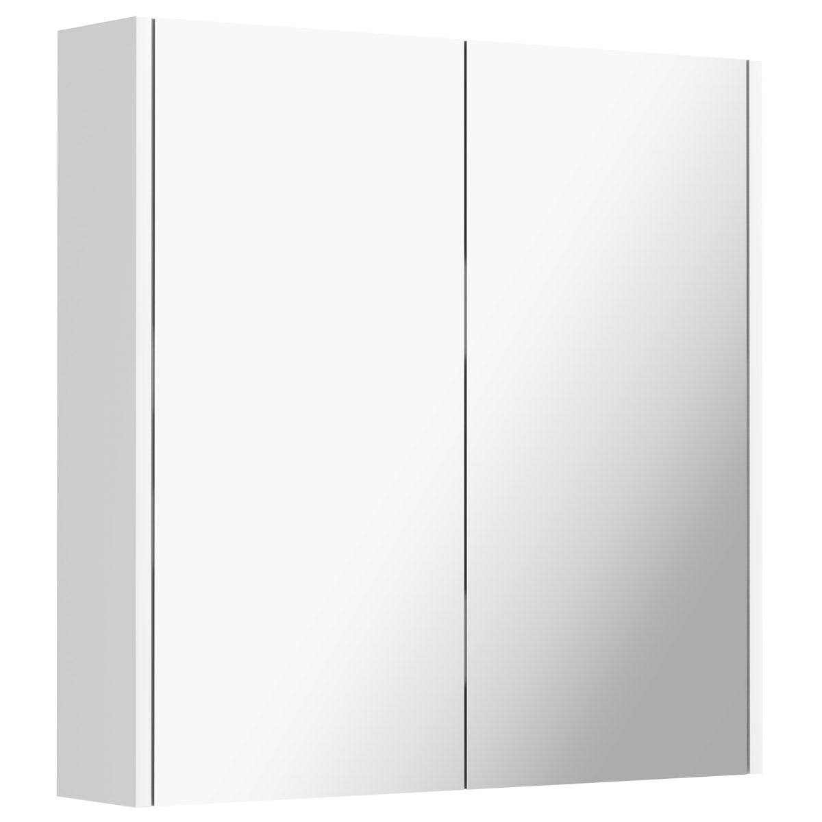Mode Cooper white mirror cabinet 650mm