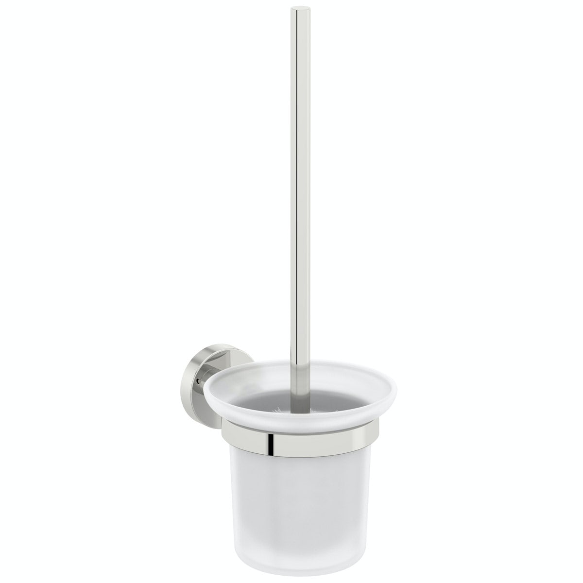 Lunar Toilet Brush and Holder