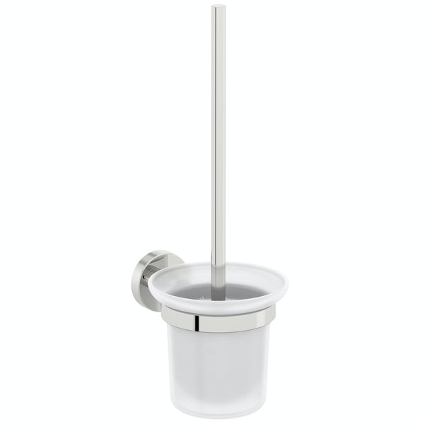 Orchard lunar 2 piece toilet accessory pack