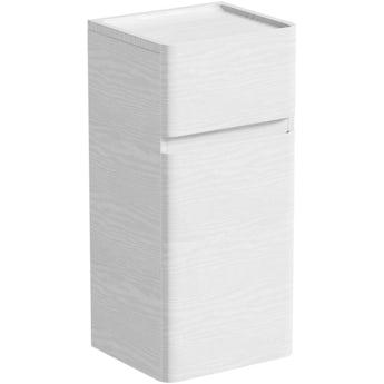 Mode Heath white wall hung cabinet 750 x 350mm