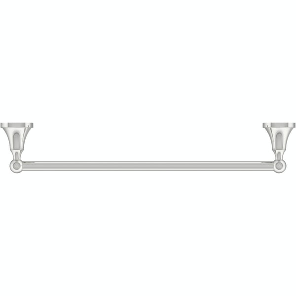 Accents round tradtional single towel bar 600mm