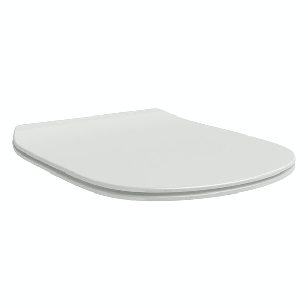 Ideal Standard Tesi soft close toilet seat