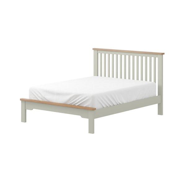Reach for the Sky 5'0 Bed in Oak in Oak & Grey