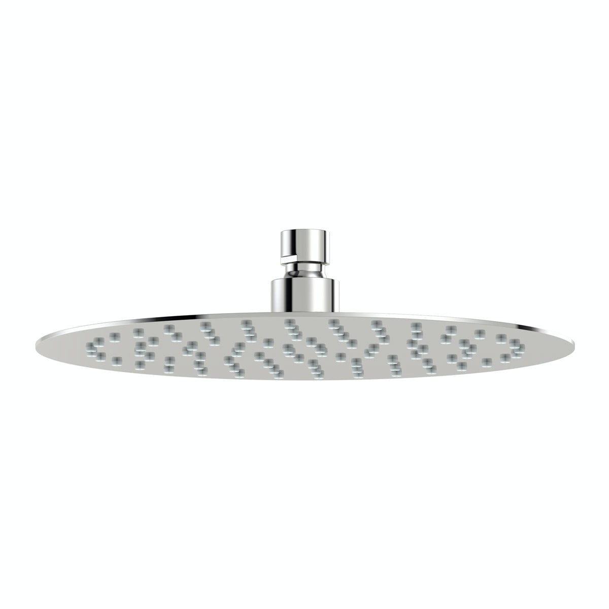Mode Spa Round Twin Shower Valve With Diverter Wall Shower