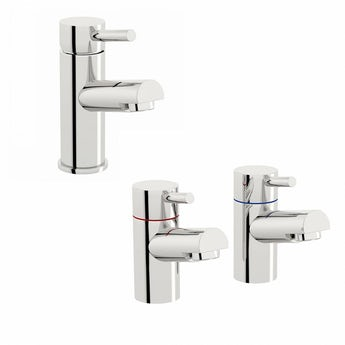Orchard Eden basin mixer and bath tap pack