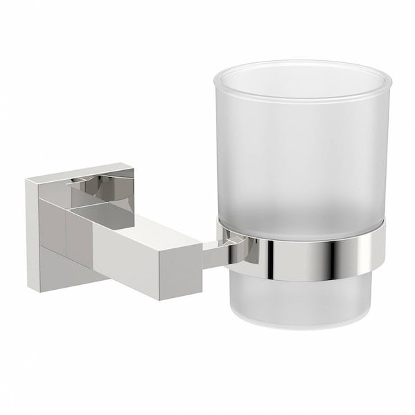 Cubik Single Tumbler & Holder