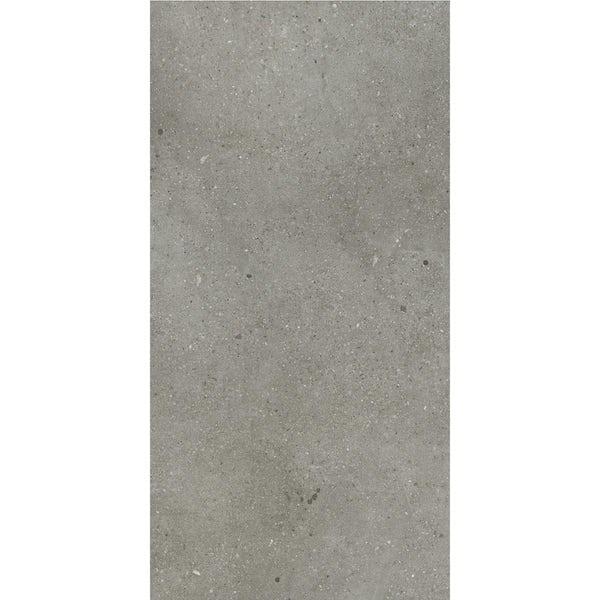 Alberta concrete grey SPC flooring 6mm