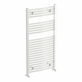 Orchard Elsdon heated towel rail 1150 x 600 offer pack