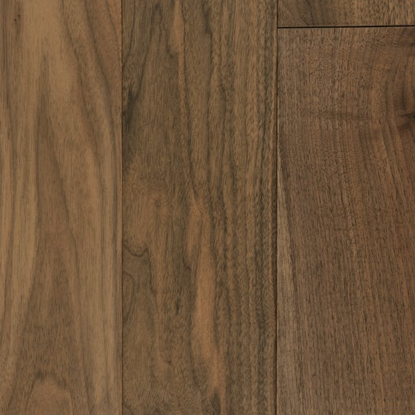 Tuscan Terreno black walnut multiply flat sanded engineered wood flooring