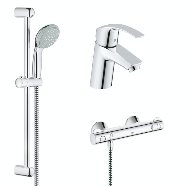 Grohe Ensuite tap and shower set
