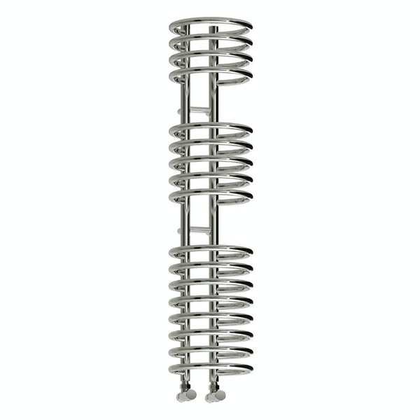 Reina Claro chrome steel designer radiator