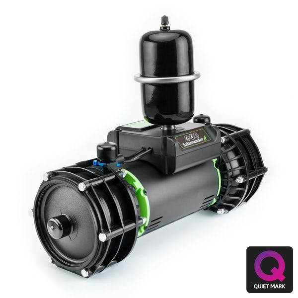 Salamander RP100U 3.0 twin shower pump