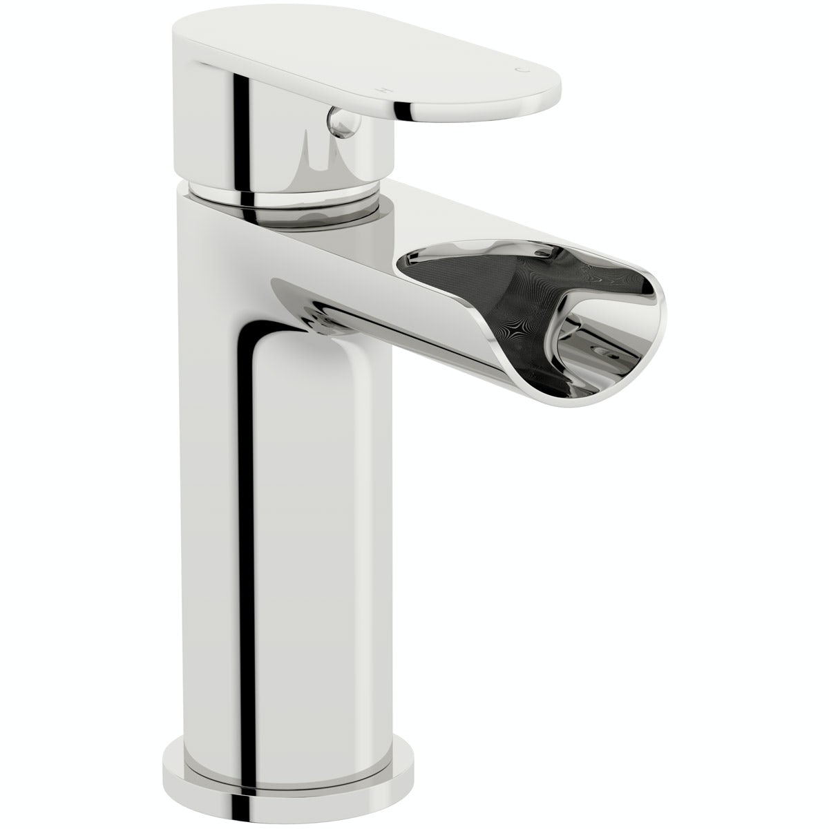 Eden waterfall basin mixer tap