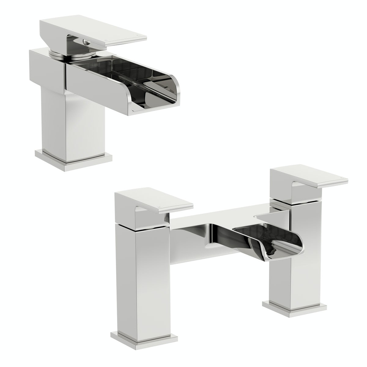 Mode Carter Basin And Bath Mixer Tap Pack Victoriaplum Com