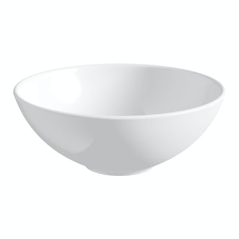 Orchard Derwent round countertop basin 405mm