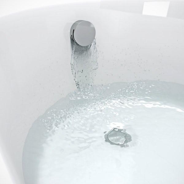 Bath Filler Waste & Overflow