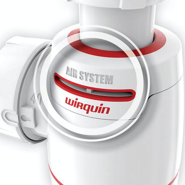 Macdee Wirquin Neo Air zero leak trap with WMC 40mm