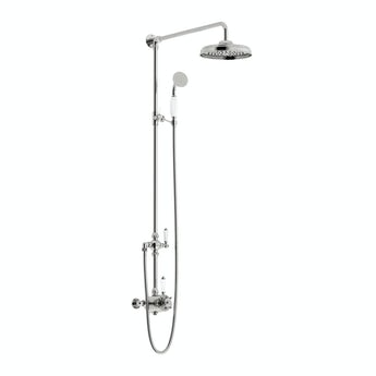 The Bath Co. Dulwich riser shower system