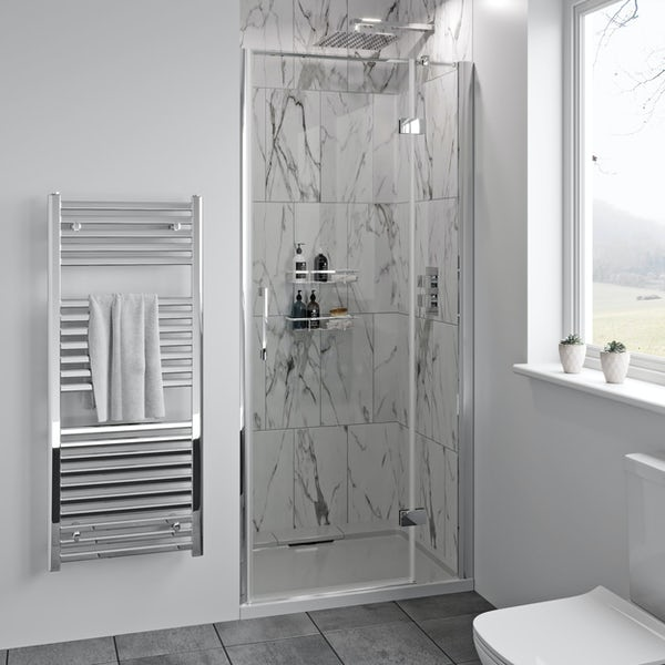 Mode Cooper premium 8mm easy clean shower door