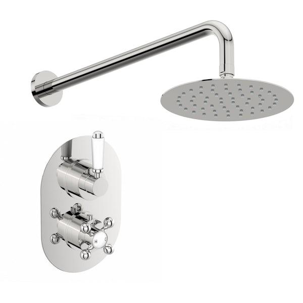 Coniston Thermostatic Shower Set