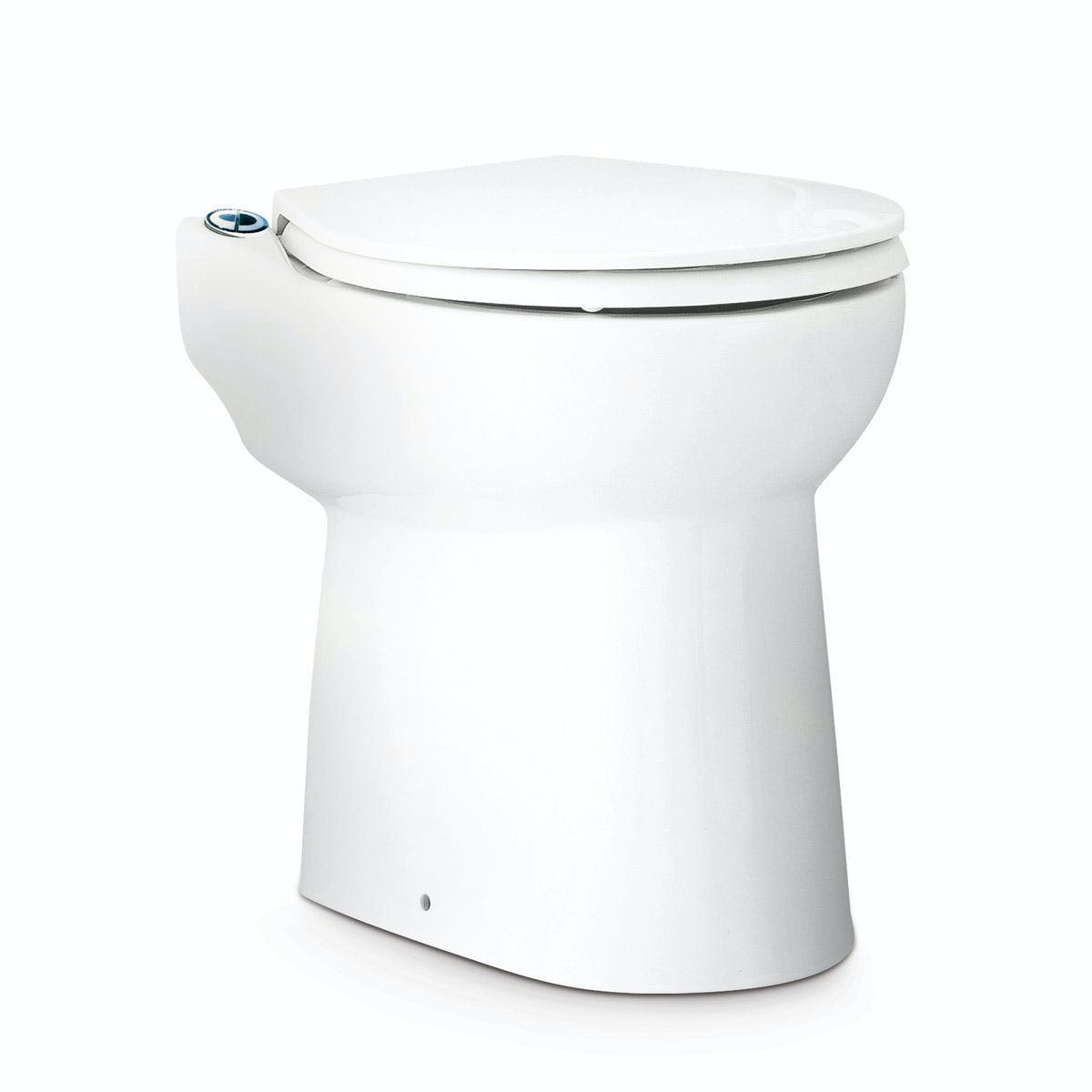 Saniflo Sanicompact Cisternless Back To Wall Toilet And
