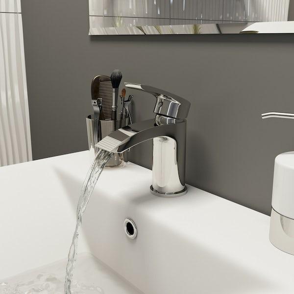Orchard WRAS Derwent round basin mixer tap