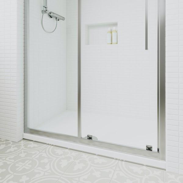 Ideal Standard 6mm Sliding Rectangular Shower Door
