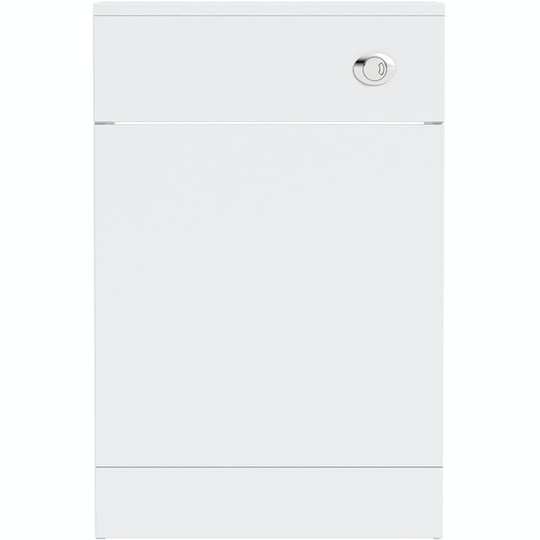 Orchard Elsdon white back to wall toilet unit 500mm