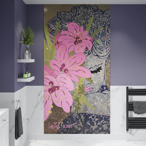 Louise Dear Love Affair shower door suite 1200mm