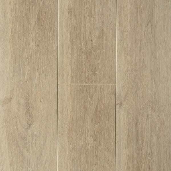 Aqua Step Pure oak waterproof laminate flooring 1200mm x 170mm x 8mm