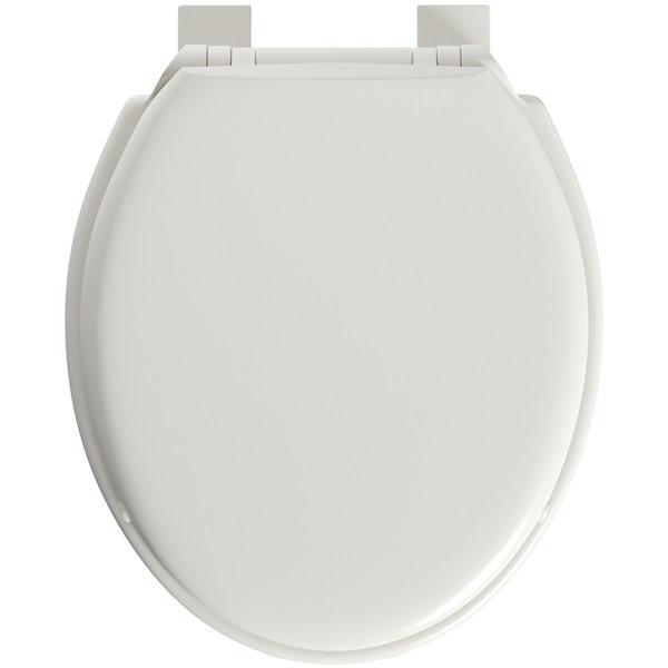 Family Soft Close Safe Toilet Seat Victoriaplumcom