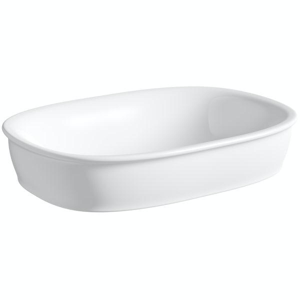 The Bath Co. Beaumont countertop basin 520mm