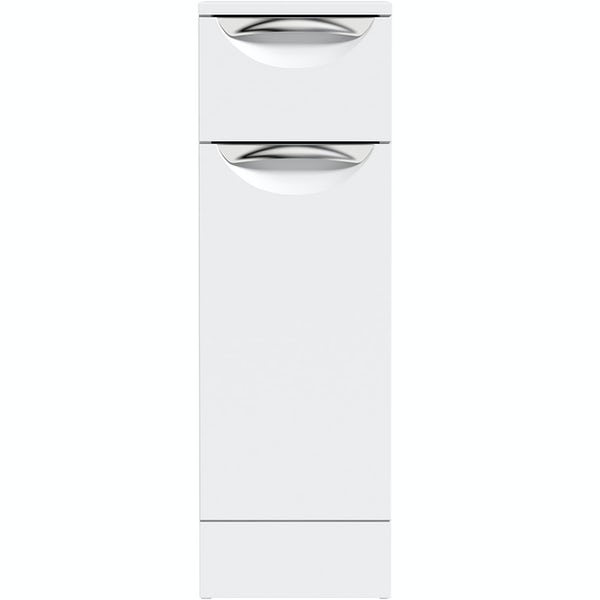 Orchard Elsdon white storage unit 766 x 250mm