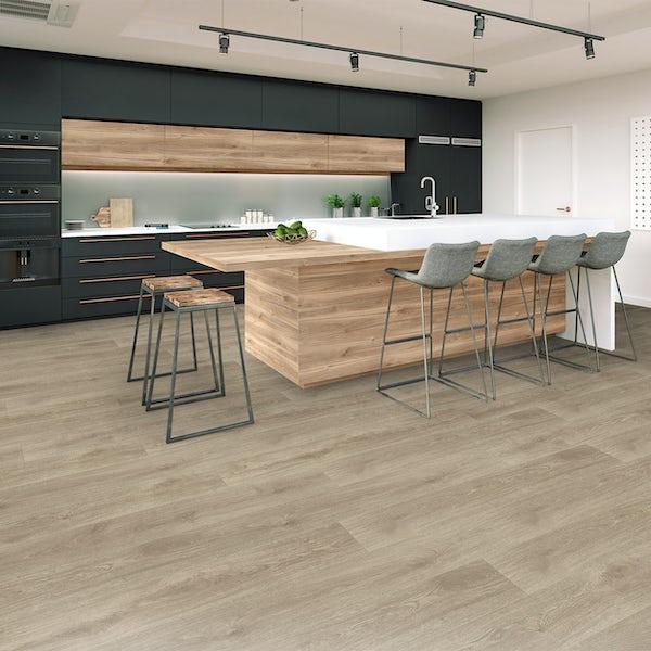 Krono Xonic Kronostep Haystack oak vinyl flooring
