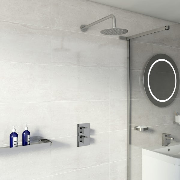 Mode Ellis thermostatic shower set