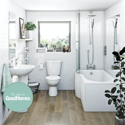 Shower Bath Suites Bath Shower Suites VictoriaPlum Unique Bath Bathroom
